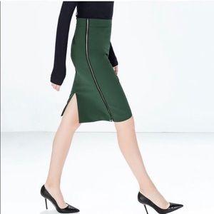 Zara Basic with Side Zippers